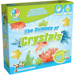 Science of Crystals